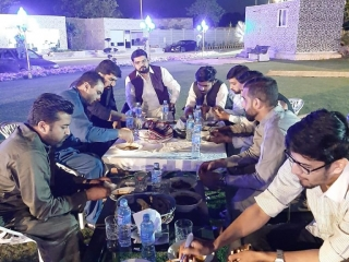 Graana.com Team along with CEO Canal City Mr. Kaleem Ullah Gilani