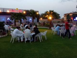 Al Wahab Garden Dealers Association Visit