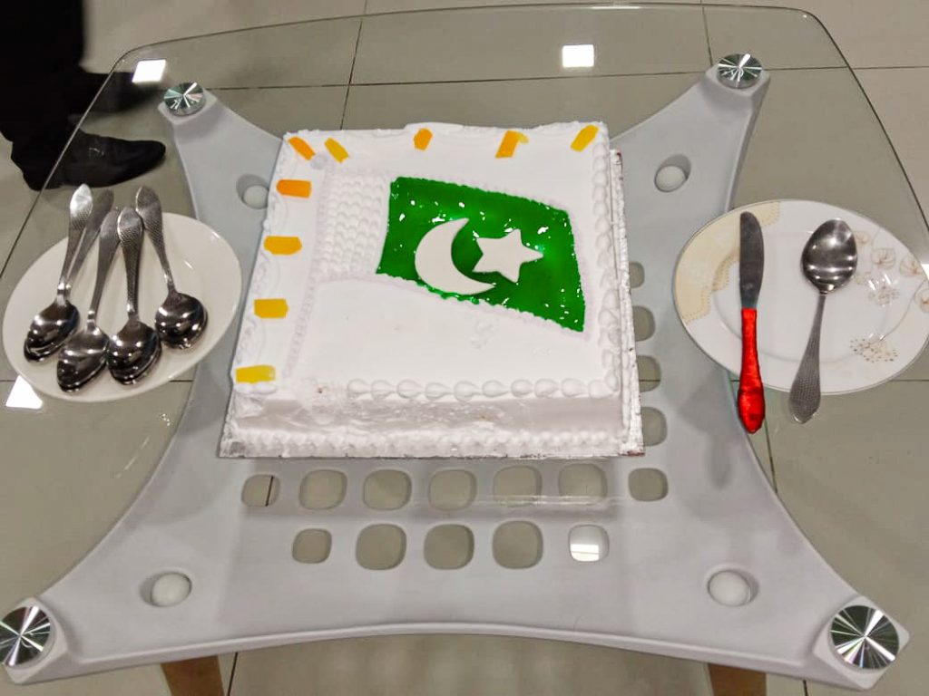 23rd March Cake Cutting Ceremony