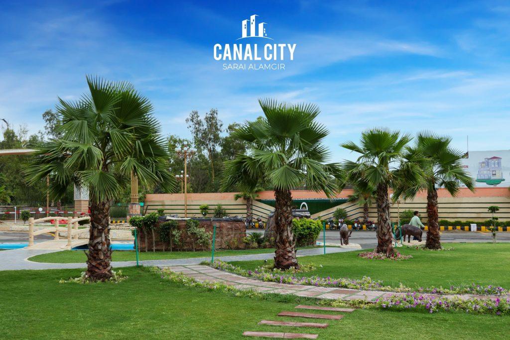 Canal-City-Main-Garden-View
