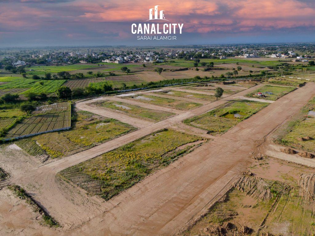 Canal-City-Rose-Block-Bird-Eye–View