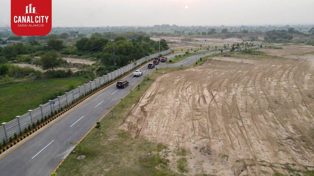 Canal-City-Smart-Rose-Block-Development-in-Progress
